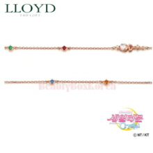 LLOYD Moon Rod & Crystal Broach Bracelet 1ea LWT18040T [LLOYD x Sailor Moon]